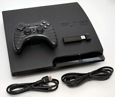 Sony Playstation 3 Slim 120gb Game Console System PS3 Controller HDMI Bundle -C