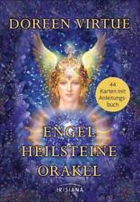 Engel-Heilsteine-Orakel von Doreen Virtue (2018, Gebundene Ausgabe)
