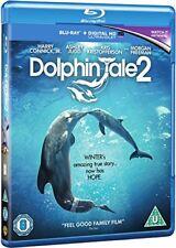 Dolphin Tale 2 [Blu-ray] [2015] [Region Free] [DVD][Region 2]