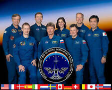 INTERNATIONAL SPACE STATION EXPEDITION 20 8x10 PHOTO