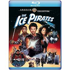 THE ICE PIRATES (1984 Robert Urich)  -  Blu Ray - Sealed Region free