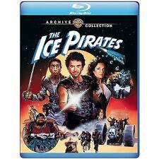 THE ICE PIRATES (1984 Robert Urich)  -  Blu Ray - Sealed Region free
