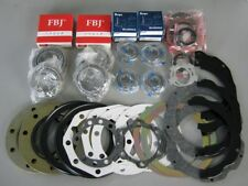 Toyota Landcruiser 80 Series Front Swivel Hub Wheel Bearing Kit AND Seals