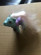 Vintage My Little Pony Baby Old Toy Horse Retro