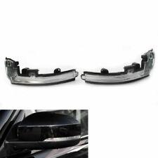 2X For Land Range Rover Sport Evoque LR4 Rear View Exterior Mirror Lamp Light