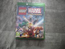 LEGO MARVEL SUPERHEROES, PAL ESPAÑA ¡¡¡ NUEVO Y PRECINTADO !!!