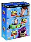 The Complete Toy Story Collection 1 2 3 - Blu-ray [Box Set Disney Pixar Trilogy]