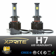 All-IN-ONE 80W H7 LED Headlight Conversion Kit - Replaces Halogen & HID Bulbs