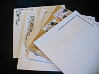 Choices 12x12 old Style Paper wedding, title pages /More; Creative Memories
