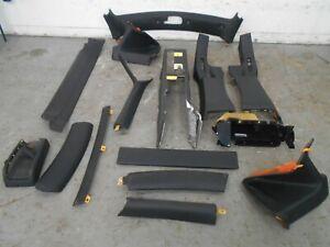 2009 05 06 07 08 Ferrari F430 Leather Interior Trim Panels #7079