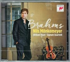 Nils MÖNKEMEYER: BRAHMS Viola Sonata 1 2 Hungarian Dances SIGNUM William YOUN CD