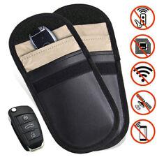 Auto Schlüssel Tasche Auto Fob Signal Blocker Faraday Tasche Signal Blocking Bag Etui