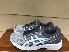 Asics Gel-Contend 4 T765N Women's Running Shoes Grey Green Size 10