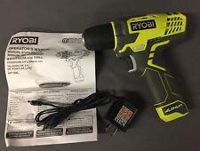 New Ryobi 8-Volt Lithium-Ion Drill Kit HP108L