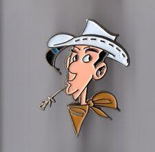 Pin's Lucky Luke (éditions Atlas 2003)