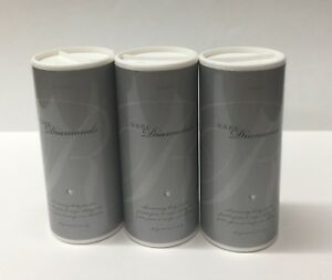 Lots Of 3 For $15.99 Avon Rare Diamonds Shimmering Body Powder 1.4 OZ.