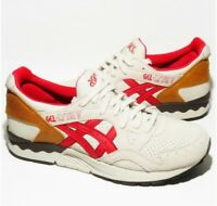 203cbb65e31 ASICS GEL LYTE V CONCEPTS EMBER PHOENIX GREY RED ASH RONNIE FIEG DS ...