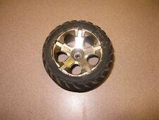 1 Traxxas All-Star Chrome Wheel Anaconda Tire 4.1x2.0 - 2.8 car truck