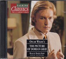 Oscar Wilde Picture Of Dorian Gray 2CD Audio Book Talking Classics FASTPOST