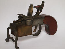 absolute Rarität ++++++++++ Dunhill Tinder Pistol Feuerzeug, für Sammler