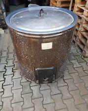 Schlachtkessel/Schlachtekessel/Wurstkessel/Waschkessel 150 Liter