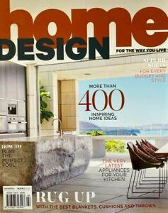 Home Design Magazine 22.1 2019 Inspiring Home Ideas, Perfect pools, Superb Sofas