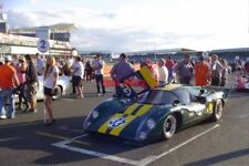 PHOTO  SILVERSTONE 09 LUCKY MAN1: ON THE GRID OF THE WORLD SPORTSCARS MASTERS EV