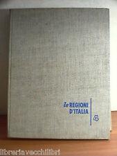 VENETO Elio Migliorini UTET Le regioni d Italia 4 1962 Libro Guida Viaggi di
