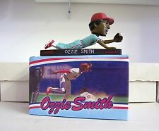 Ozzie Smith 2009 St. Louis Cardinals Hall of Fame Bobble Head Bobblehead SGA
