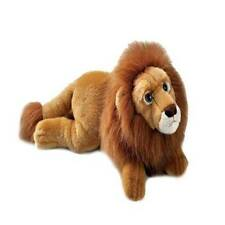 Russ berrie Yomiko grand lion soft plush toy cadeau nouveau