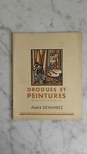 Album D'art - Drogues Et Peintures - N°42 - André Devambez