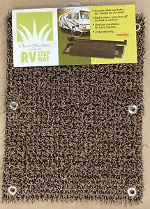 """Clean Machine RV Step Mat, 13"""" x 18"""""""