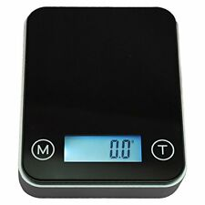 Smart Weigh High Precision Digital Mini Pocket Scale with Backlit LCD Display,