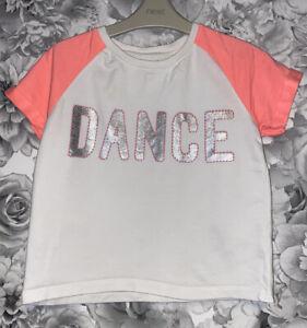Girls Age 9-10 Years - T Shirt Top