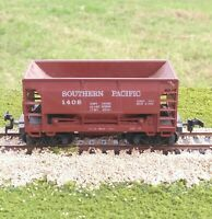 Roco built Southern Pacific Ore Car HO Scale Tuscon Red Pre-owned
