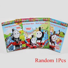Coloring Books Random 1Pcs Thomas and Friends kids best gifts (No Coloring Pen)