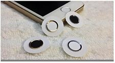 Metal Aluminum Touch ID Home Button Sticker For IPhone 7 7+ 8 8+  6 6+  SE AIR2