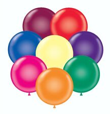 "72 x 17""/43cm TUF-TEX Balloons Luftballons *crystal color assortmend*"