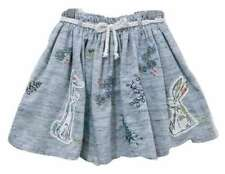 NEXT Girls Grey Skirt Bunny Untold Stories Range Rabbit Age 2-3 Years BNWT