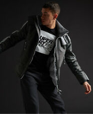 Superdry Mens Limited Edition Hit Hood Sd-Windcheater Jacket