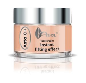Ava Laboratorium AstaC+ Instant Lifting Effect Face Cream for Day50ml ASTAXANTIN