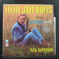 Hal McKusick - Little Jazz Duets LP VG+ MMO 4051 Vinyl 1968 Record Rare w/Book