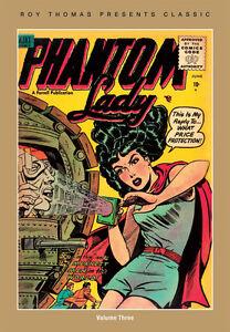 Roy Thomas Presents Phantom Lady #3 Softie
