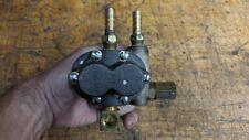 OBERDORFER Rotary Gear Pump water cooled tig torch chiller tweco miller bernard