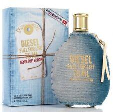 DIESEL FUEL FOR LIFE DENIM COLLECTION * Diesel 2.5 oz EDT Women Perfume Spray