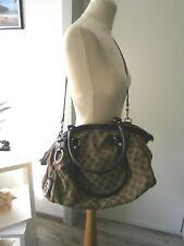 Gucci Tasche in Braun sehr gepflegter Zustand mit Staubbeutel