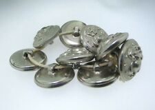 Eagle Anchor Coat Uniform Buttons U.S. Navy Military Lot of