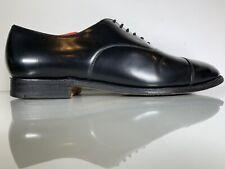 Church's Black Leather Custom Grade 'Consul' Cap-Toe Oxford Size 11.5 E