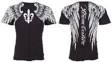 Xtreme Couture by Affliction T-Shirt Mens AEROSMITH Black S-3XL $40 NWT