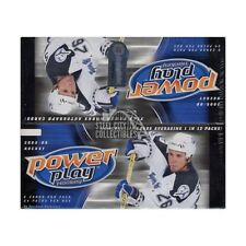 2005-06 Upper Deck Power Play Hockey Hobby Box
